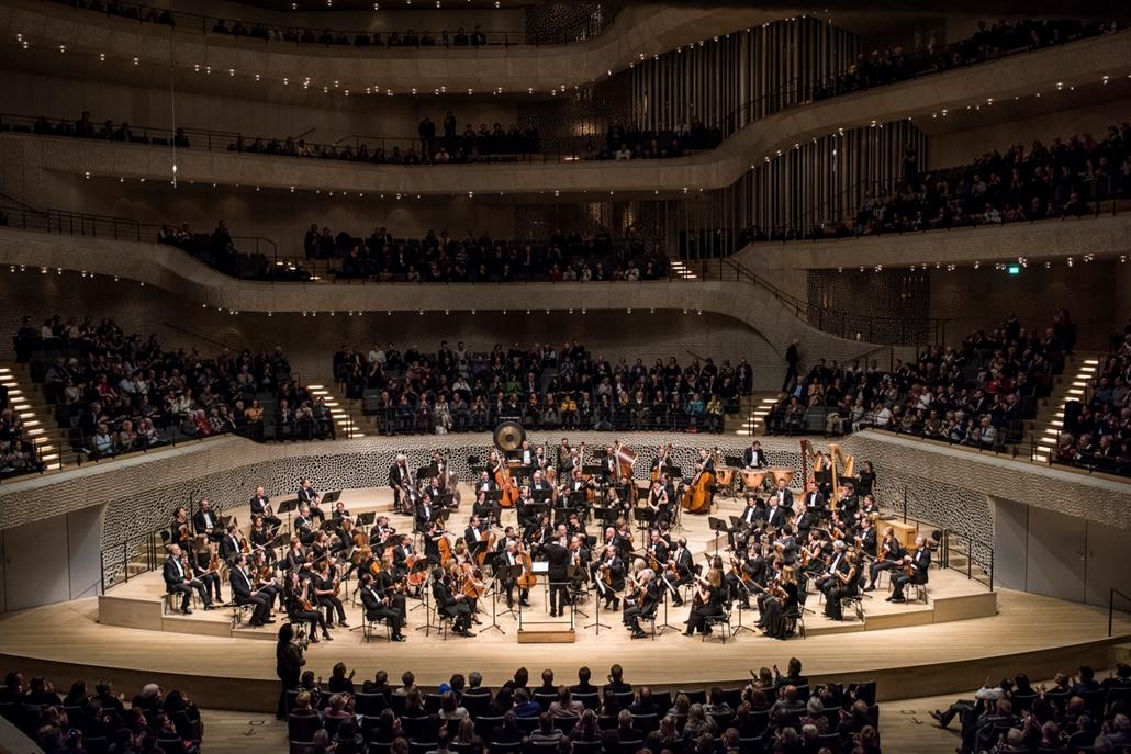 map.19.03.26. Budapesti Fesztiválzenekar, BFZ, hamburgi Elbphilharmonie (Elbai Filharmónia)