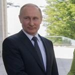 Nem volt túl baráti Merkel és Putyin találkozója