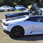 A nap videója: Így énekeltet Gáspár Laci egy Lamborghinit