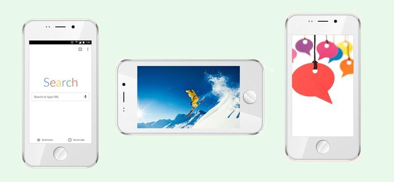 Heti TOP: szuperolcsó okostelefon, 360 TB-ot tároló üveglemez