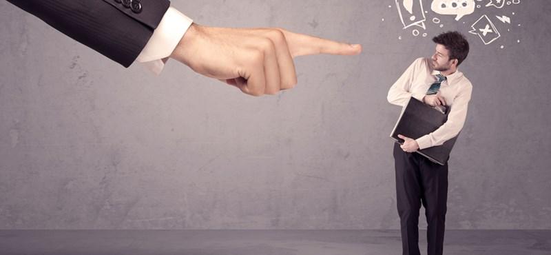 Hogyan ismerjük fel a problémás főnököt? 5 tipp