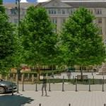 József nádor tér - A NER-operettország főtere