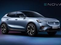 Itt egy új kínai autómárka, aminek mindent visz a neve