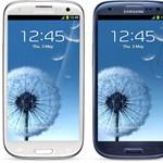 Samsung Galaxy S III: jogászok tervezték?