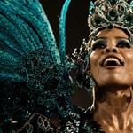A riói karnevál arcai