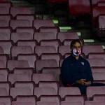 Zártkapus lesz a Barcelona-Ferencváros meccs
