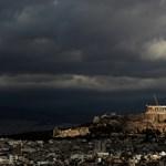 Esett a BUX - Megint a görögök