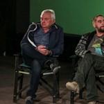 """""""Az elkövetkező 40 évben nem szabad politikával foglalkozni"""" – a Saller forgatásán jártunk"""
