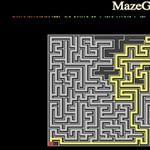 Online labirintuskészítő és -megoldó