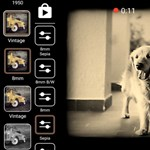 Retro hangulatú fotókat és videókat készítene? Ezzel tegye