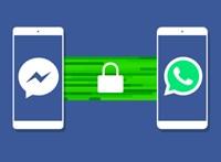 Tényleg összegyúrnák a Messengert és a WhatsAppot, itt az első jel