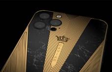 Ha drágállja az új iPhone-okat, mit szól ehhez? Jött egy 14 millió forintos kiadás is