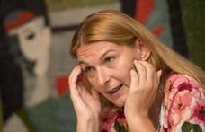 Üres irattartókat talált Baranyi Krisztina a ferencvárosi hivatalban – fotó
