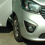 Szép nagy Opelt foglaltak le a rendőrök Röszkénél