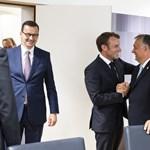 Macronnal megy tárgyalni Orbán a kampányhajrában