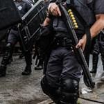 Utcai mulatságba menekültek bűnözők Brazíliában, a káoszban 9-en meghaltak