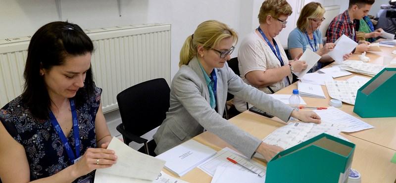 Itt a friss eredmény a határon túli magyaroktól: 95 százalékot ért el a Fidesz, 134 mandátuma lehet