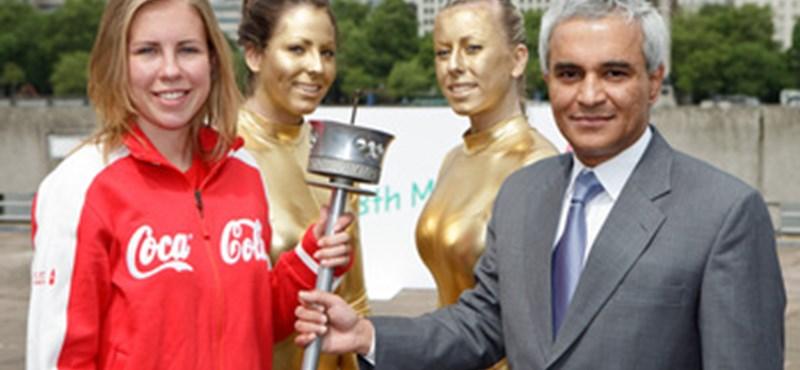 Körvonalazódik a 2012-es olimpiai láng fogadásának menete Londonban