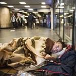 """""""A Blahán, a Blahán"""" – aluljárókoncertet szerveznek a hajléktalanokért"""