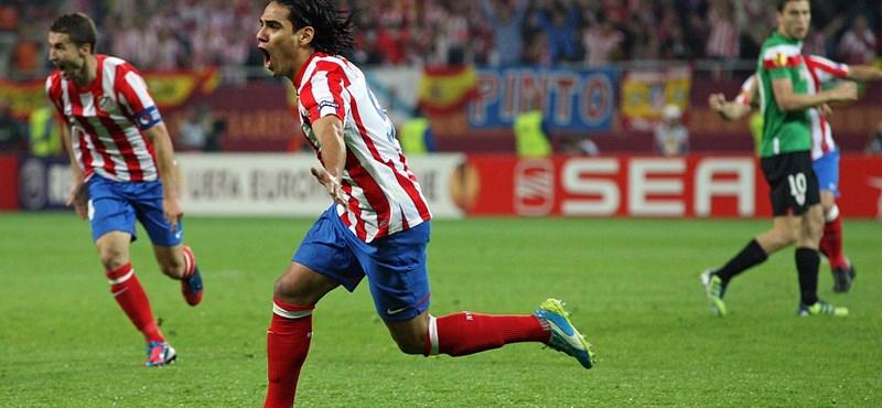Drogba helyére Falcao, Higuain vagy Cavani jöhet a Chelsea-be