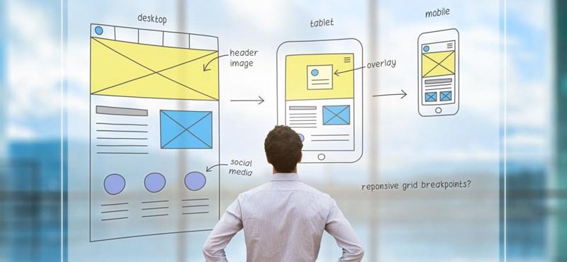 Kreatív munka, nagy kereslet: kiből lehet jó UX designer és mit kell csinálnia?