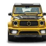 Szupersárga 850 lóerős Mercedes G-osztály érkezett