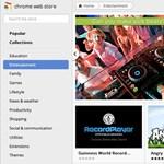 Megújult a Chrome Web Store felülete