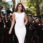 Palvin Barbara lenyűgöző Cannes-ban is – fotó