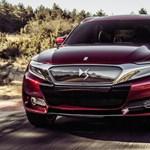 Első fotókon a Citroën új divatterepjárója