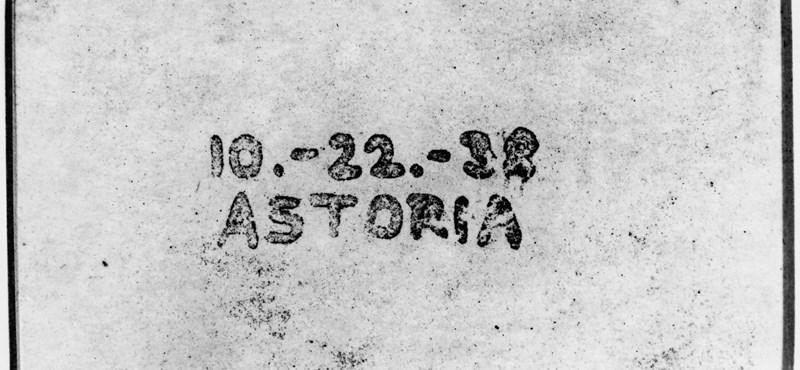Fotó: 75 éves a világ első fénymásolata
