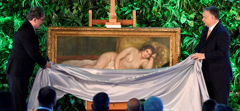 Újabb értékes festmény megvásárlására készül az állam