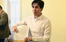Czeglédy Csaba leadta a képviselőjelölti ajánlásokat