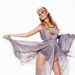 Akarjuk: áttetsző Lanvin ruha