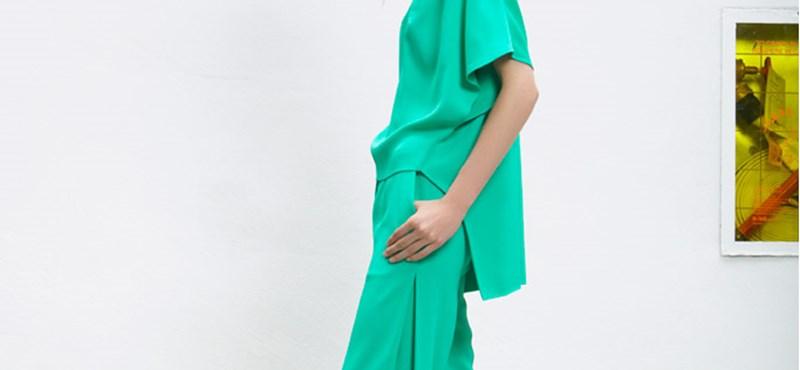 Ez a divat: brutális türkiz