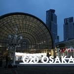 Sikeres volt a G20-ak oszakai csúcsa