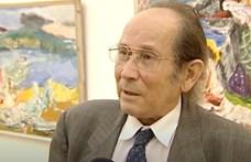 Elhunyt Sváby Lajos festőművész