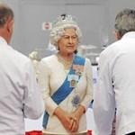 Negyed mázsát nyom II. Erzsébet - fotó