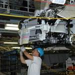 Három hétig egy műszakban termel a Suzuki