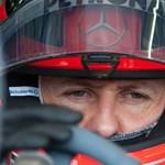 Schumacher viharban nyerte meg az első szabadedzést