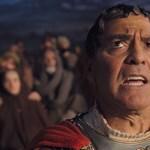 George Clooneyt rómaiként rabolják el a Coen-tesók új filmjében – előzetes