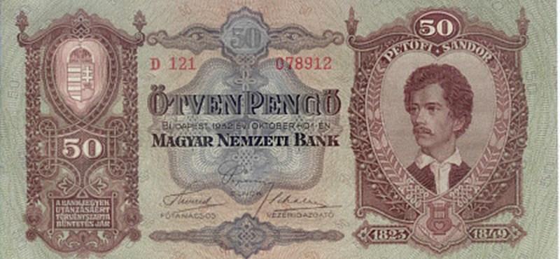 József Attila ma is koplalna, ha átszámítjuk forintra a legendás 200 pengőt