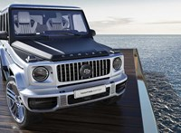 """Az új Mercedes G-osztály újraértelmezi a """"fával gazdagon díszített"""" fogalmát"""