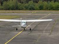 Öt kisrepülőgép sértette meg a magyar légteret egyszerre