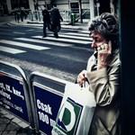 Budapest utcafotó: az elütött idő