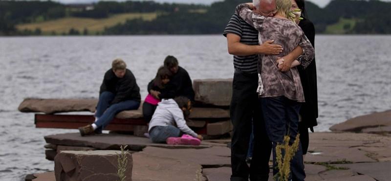 Megszólalt egy 16 éves lány, aki túlélte a norvégiai mészárlást
