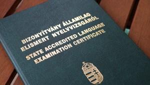 A minisztérium szerint a nyelvvizsgamentesség ellenére nagyon fontos a nyelvtudás