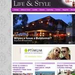 Milyen a luxus a Balatonnál? Most megmutatjuk