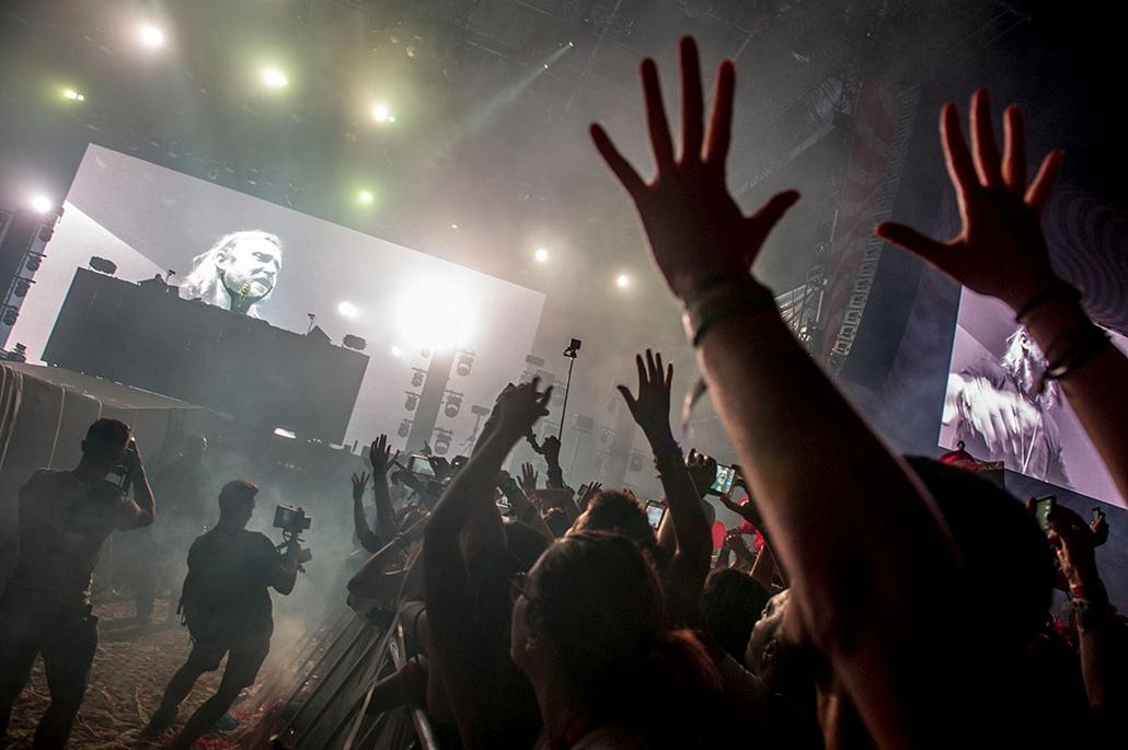 tg.16.08.14. - Sziget Fesztivál 2016 - David Guetta