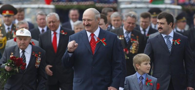 """""""Európa utolsó diktátora"""" - visszaszólt Lukasenkának Westerwelle"""