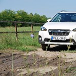 Subaru XV-teszt: nincs itt semmi ralis bubogás, kultúremberek vagyunk